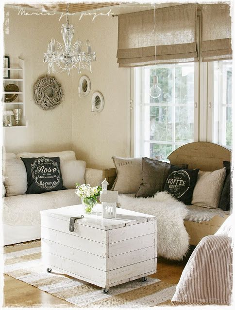 Charming Living Room and Home Ideas! Maria ja pojat