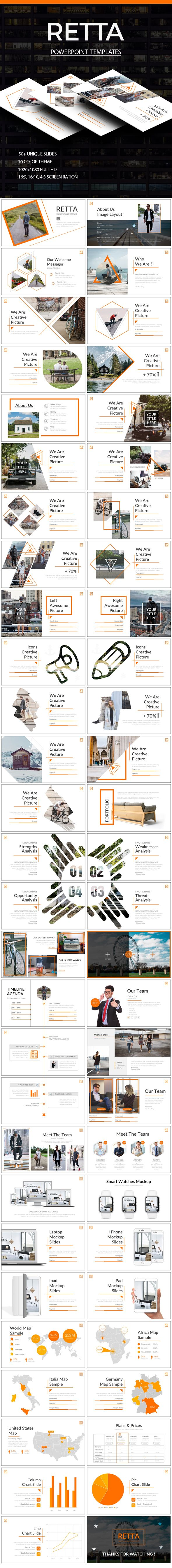 RETTA Powerpoint Template (PowerPoint Templates)