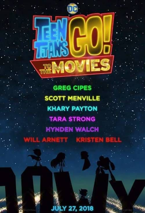 Teen Titans GO! to the Movies 2018 full Movie HD Free Download DVDrip