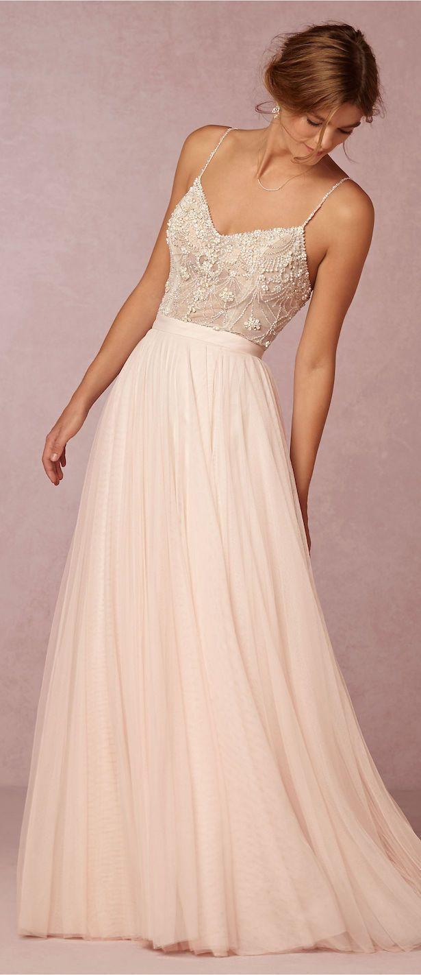 BHLDN #Wedding Dress                                                                                                                                                      More