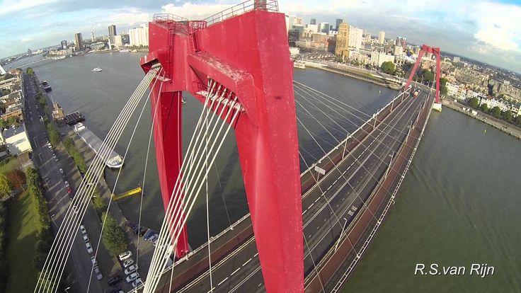 Rotterdam by drone | Guided Tours | The Original Rotterdam Way! | www.safarirotterd...