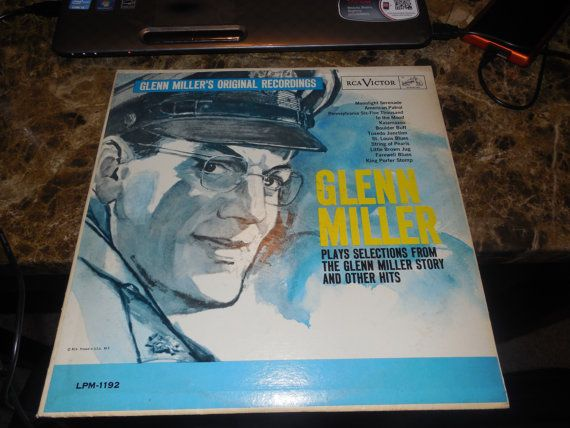Vintage Vinyl Record Glenn Miller Glenn Miller's Original Recordings Vinyl Records Etsy Buy Cheap Records
