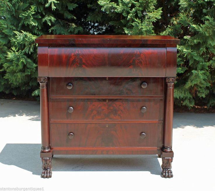 American Empire Furniture Description: 70 Best Classic American Empire Furniture Images On Pinterest