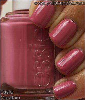 Essie Marathin, which is quite similar to Swept Off My Feet