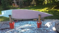 BarkEater Follies: DIY - Standup Paddleboards (SUP) Part 1: how to build your own paddle board