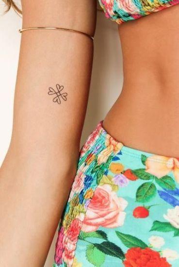Tatuagens super pequenas