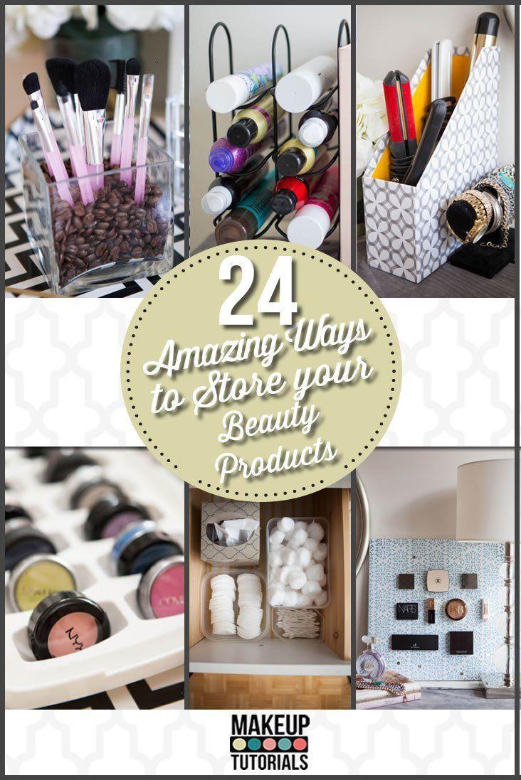 338 best Makeup Storage images on Pinterest