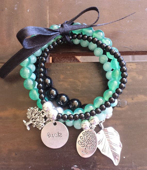 Hey, I found this really awesome Etsy listing at https://www.etsy.com/listing/180038758/obsidian-amazonite-and-green-agate