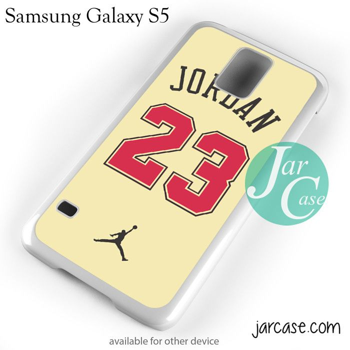Air Jordan YP Yellow Phone case for samsung galaxy S3/S4/S5