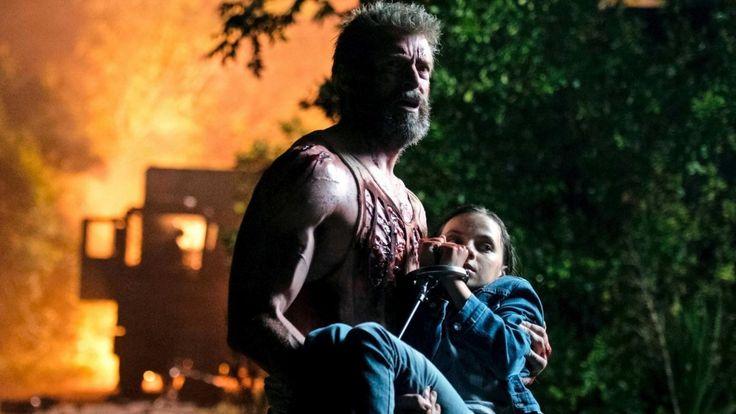 """3. """"Logan"""""""