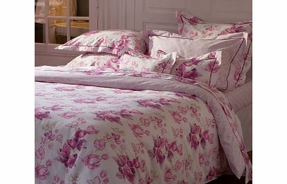 Manuel Canovas Bougainvillier Bedding Fitted Sheets Super King Featuring subtle and gentle multicoloured pink and purple floral patterns on a luxury 100% cotton base the Bougainvillier Bedding set mixes the unique design style of the patterns with a soft and gent http://www.comparestoreprices.co.uk//manuel-canovas-bougainvillier-bedding-fitted-sheets-super-king.asp