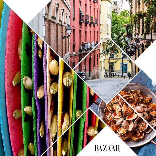 #AgendaBazaar Tampico desarrolla un evento para acercar su comida a Madrid y al mundo mediante un intercambio de recetas clave entre dos restaurantes de renombre en ambos lugares. #EncuentroDeSabores #EncuentroTAM #BazaarMx #HarpersBazaarMx #ThinkingFashion #Tampico #España #Madrid  via HARPER'S BAZAAR MEXICO MAGAZINE OFFICIAL INSTAGRAM - Fashion Campaigns  Haute Couture  Advertising  Editorial Photography  Magazine Cover Designs  Supermodels  Runway Models
