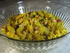 Forum Thermomix - The best Thermomix recipes and community - Curried Pasta Salad - With photo