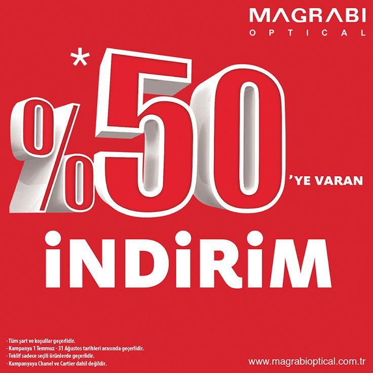 Magrabi'den %50'ye varan indirim #ANKAmall'da!