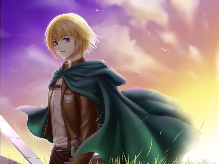 Pinterest (With images) | Attack on titan, Armin, Attack ...