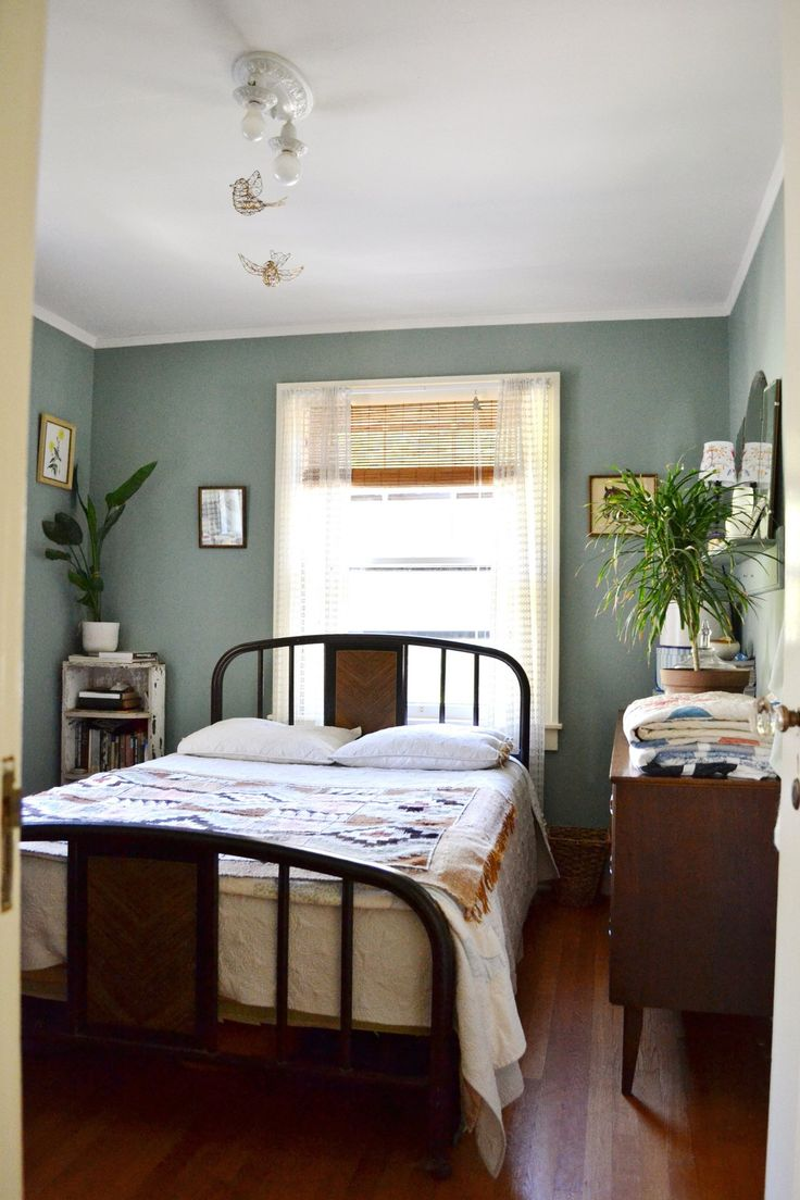 Paint colors for in bedroom traditional with exposed beams butter - Lauren And Chad S Vintage Comfort Wall Colors For Bedroomcolors