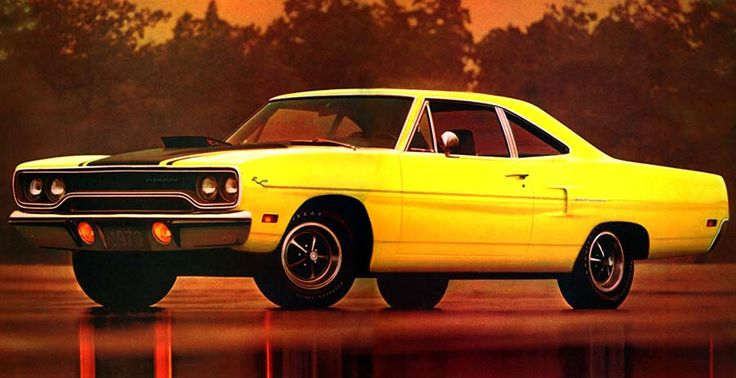 1970 Plymouth Roadrunner - The Pinnacle of Cheap Muscle Cars - http://carswithmuscles.com/1970-plymouth-roadrunner/