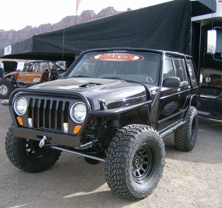 104 Best Images About Xj On Pinterest Old Ford Bronco