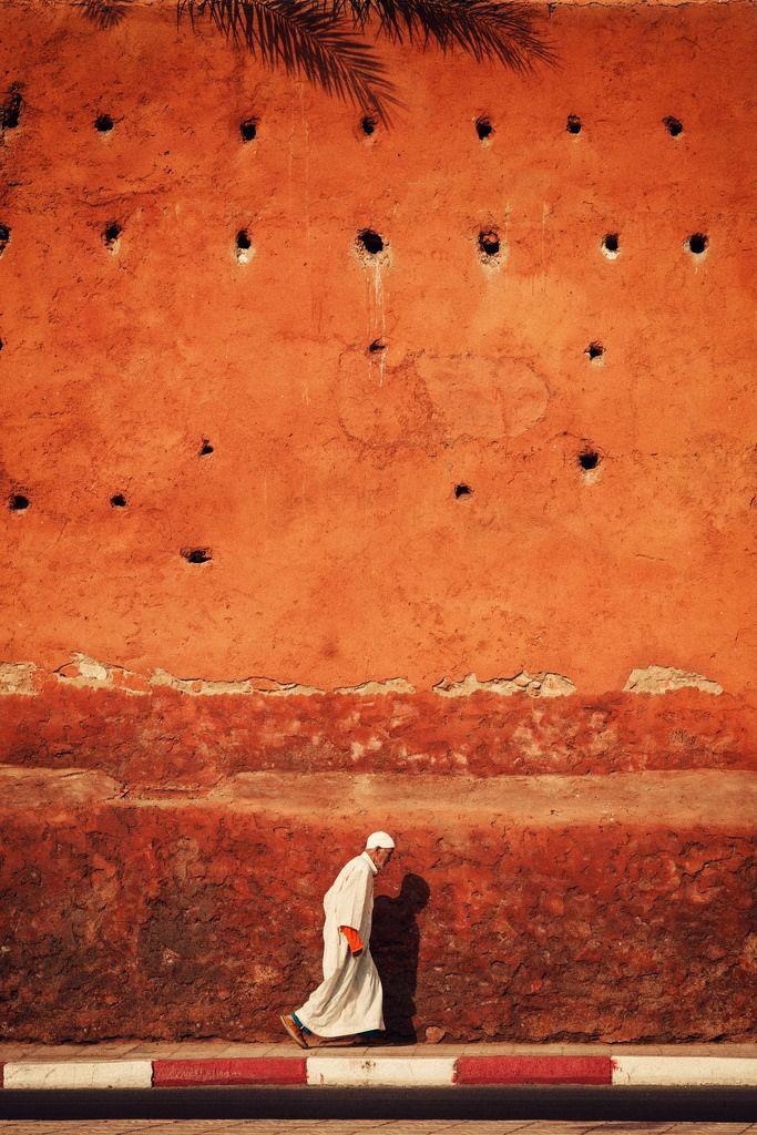 Via Natividad Escavias - Morocco