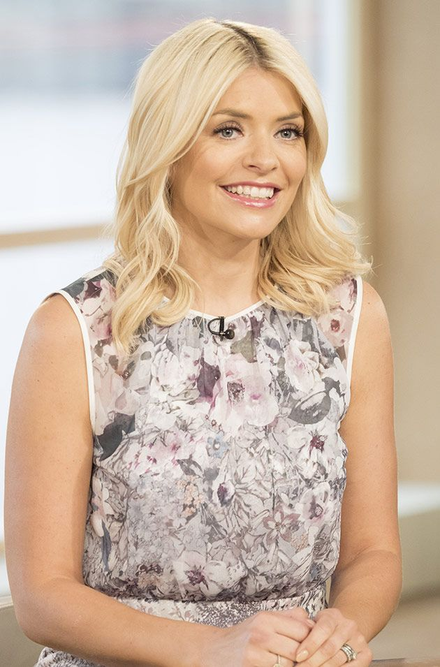 See the beauty products Holly Willoughby swears by...