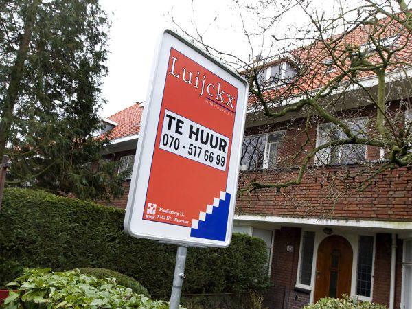 オランダの家賃が平均6.2%上昇