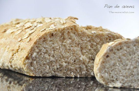 Un pan de avena hecho con harina integral y con avena en copos. Con unas tostadas de este pan tendremos un desayuno diferente, muy saludable ¡y delicioso! (Recetas Fitness)