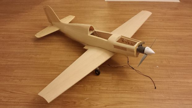 Designing and Building RC Airplane