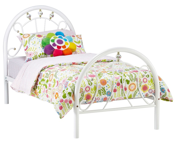 Anna Single Bed Frame by Paulack Furniture from Harvey Norman New Zealand