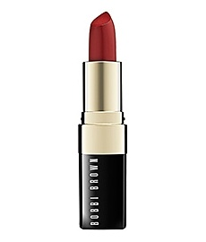 Bobbi Brown Burnt Red Lip Color $18.00. A non-scary red for women over 50. One tube lasts forever.