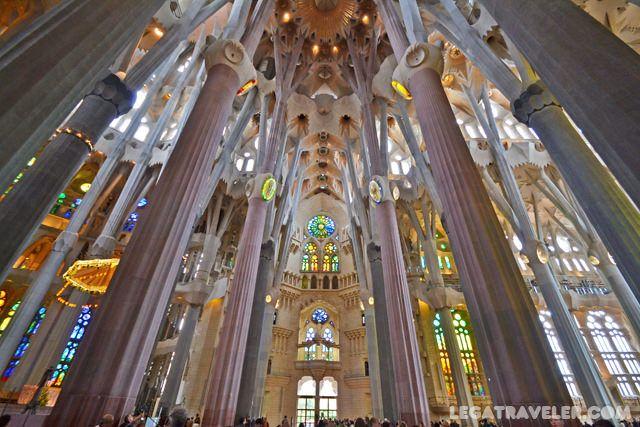 Visitar la Sagrada Familia: tickets, precios y horarios