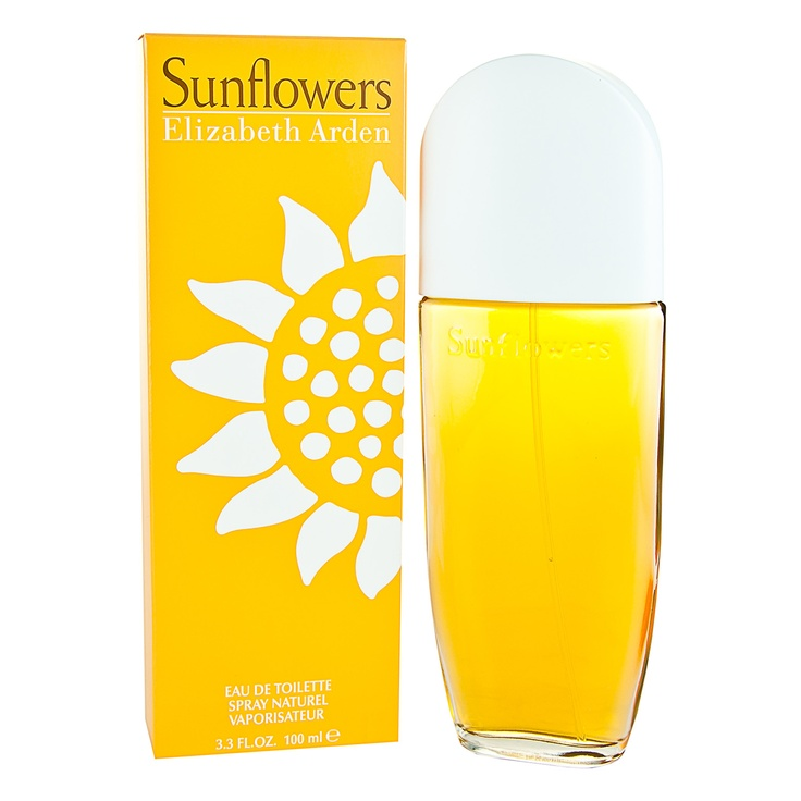 Wow!  Takes me back!  This was one of my most favorite things from my growing up days...Elizabeth Arden Sunflower Eau De Toilette 100ml Spray