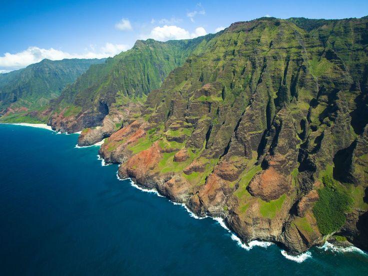 Hawaii, Hawaii-szigetek   -szigetek