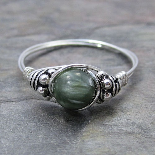 Wire Ring Beads: 25+ Unique Wire Wrapped Rings Ideas On Pinterest