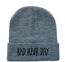 Bad Hair Day Beanie (More Colors!) from Jinx Me on Storenvy