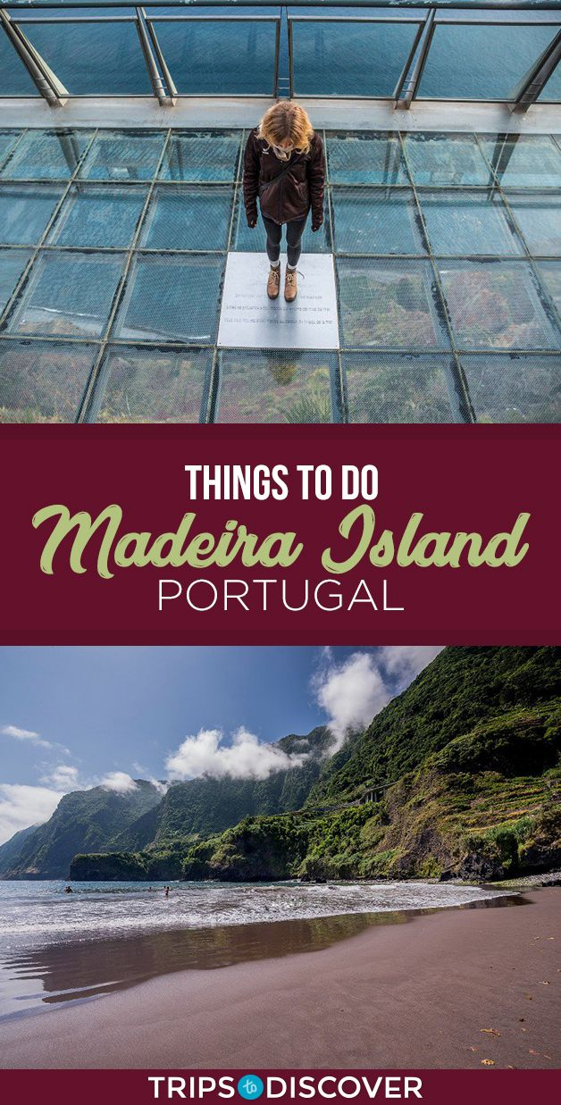 12 Best Things To Do In Madeira Island Portugal Europe Travel