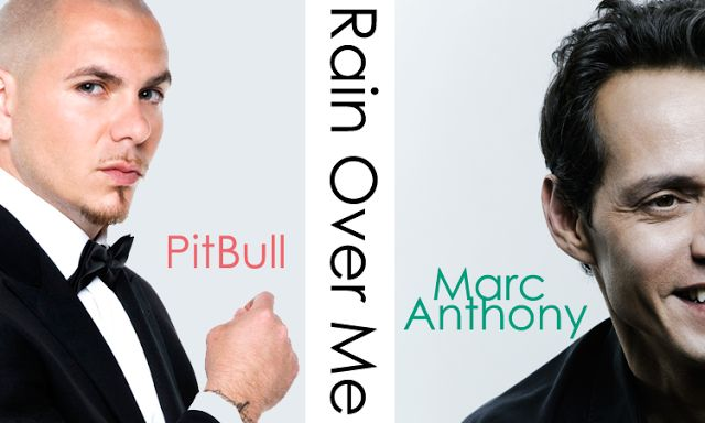 [Marc Anthony]   Girl my body don't lie (Red One)   I'm outta my mind   Let it rain ov...