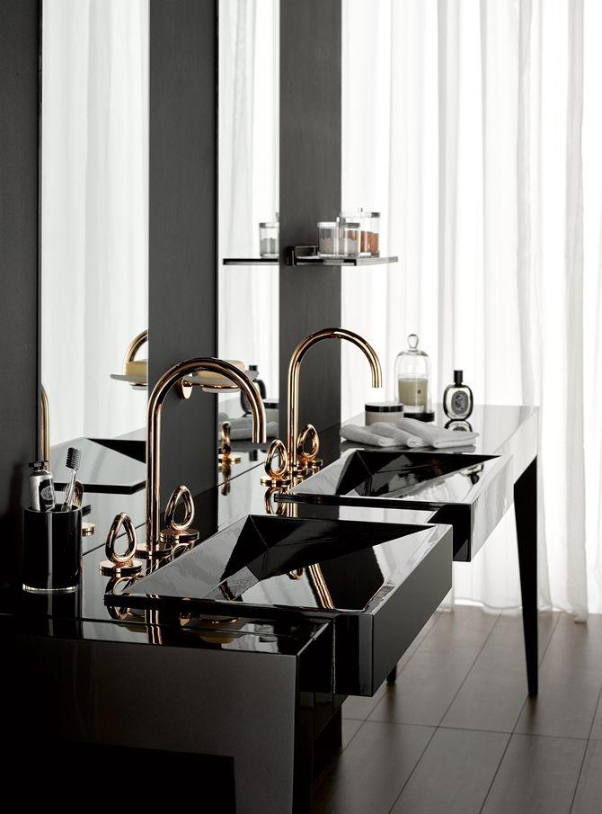 Rose Gold is design trend - Tempo da Delicadeza * Find more inspirations at…
