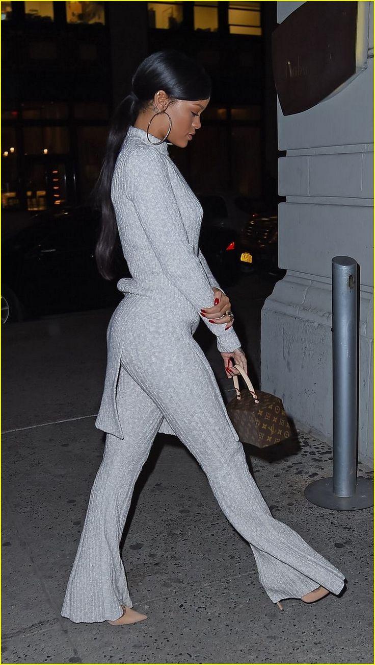 "cool Awesome 110+ Fashion ""Street Style"" Ideas by Rihanna"