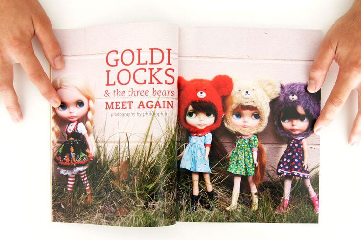 A Tiny Feet é das primeiras revistas do mundo dedicada às bonecas. E tem assinatura portuguesa