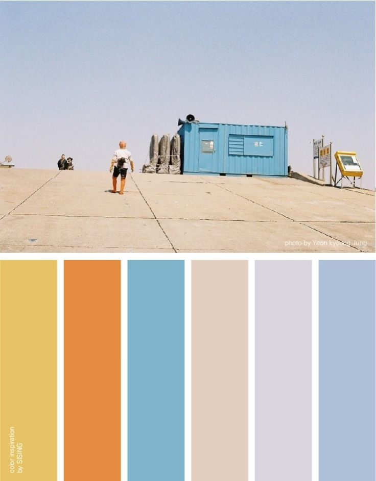 [color inspiration by SISING]  beach, wharf, summer, soft, bright, mild