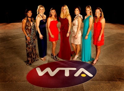 The women of the WTA (Women's Tennis Association) are a prime example of the type of high quality athletes supported by USANA supplements.
