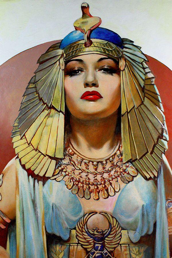 Henry Clive - Cleopatra