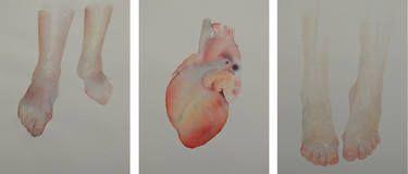 "Saatchi Art Artist Sara Cancellieri; Painting, ""My family"" #art"