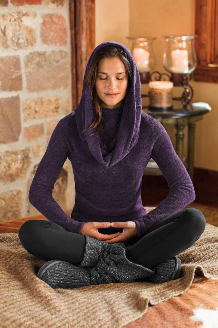 This DOES look cozy. And I am ALL about cozy. Cocoon Cozy Sweater | Athleta Winter 2012 Collection