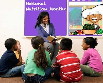 Celebrate National Nutrition Month® - healthy nutrition articles, free NNM articles blog content to share, tip sheet handouts, and educational nutrition games in English or Spanish. It's fun to learn about eat healthier food and nutrition habits with healthy eating tips, family nutrition month handouts, fun kids' nutrition month printables, andnutrition month blog websites free content articles to share