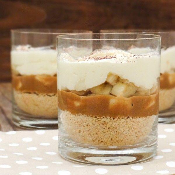 BANOFFEE PIE - (versão adaptada inglês gourmet) essa eu vou testar, simples e parece q não tem erro!