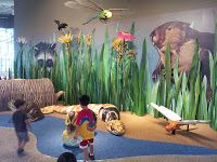 Las Vegas - Clark County Wetlands Park and Nature Center.  Things to do with kids in Las Vegas - free activities for summer.
