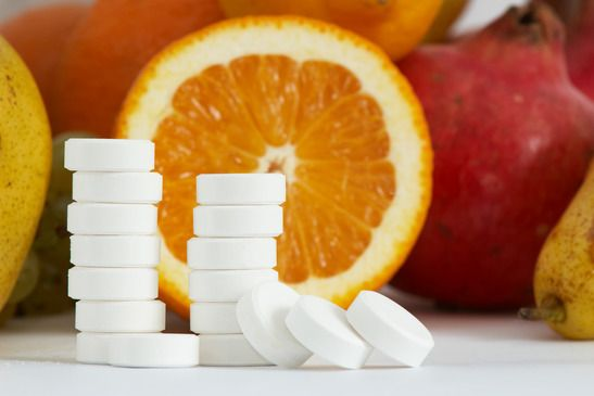 Taking large doses of vitamin C may moderately reduce blood pressure, according to an analysis of years of research by Johns Hopkins scientists.