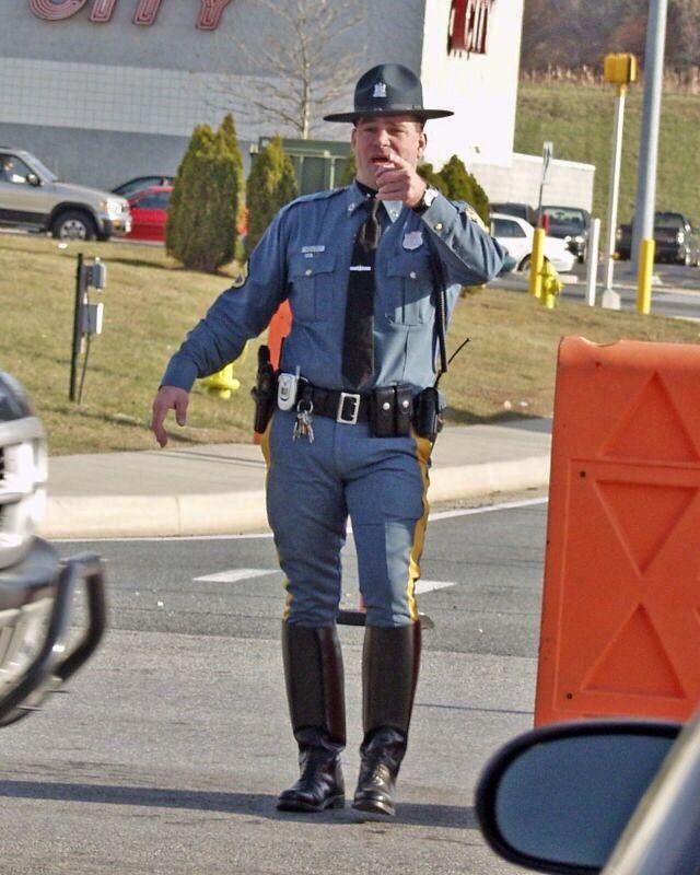 Straight Cop In Rhode Island