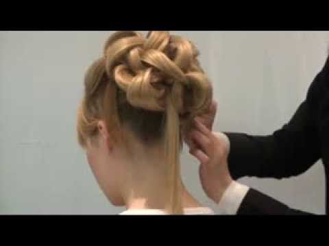 Long Layer Haircut on Curly Wavy Hair: Hair Tutorial - YouTube